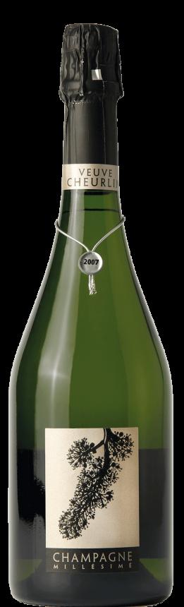 Champagne Veuve Cheurlin Millésime
