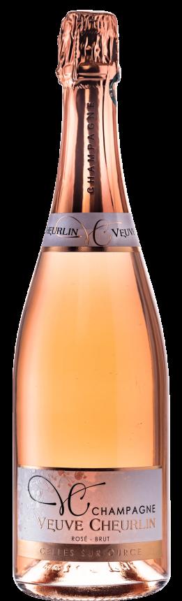 Champagne Veuve Cheurlin Rosé