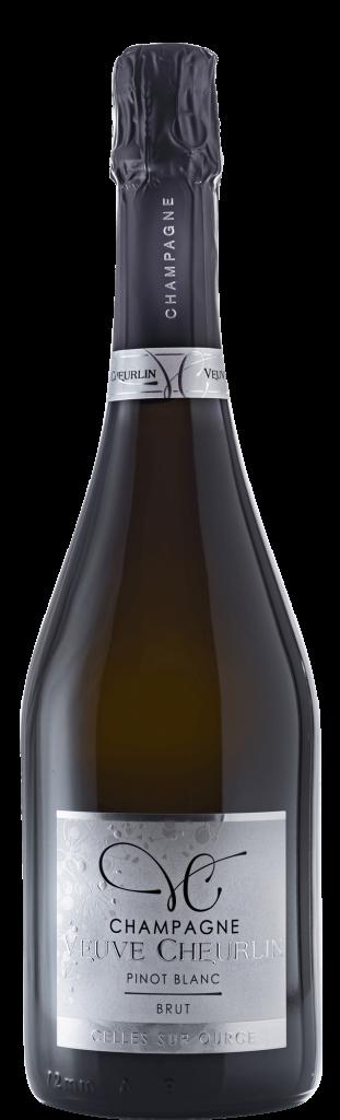 Champagne Veuve Cheurlin Pinot Blanc