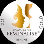 Médaille d'Or - Féminalies 2016