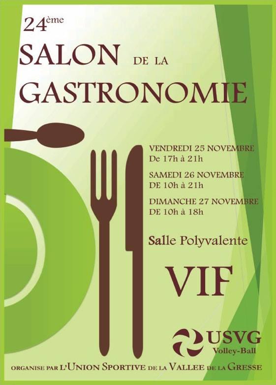 Salon de la gastronomie de vif champagne veuve cheurlin for Salon de la gastronomie brest 2017
